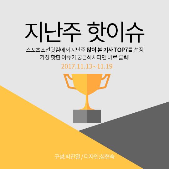 [카드뉴스] 지난주 핫이슈, 배지현♥류현진 1월5일 결혼