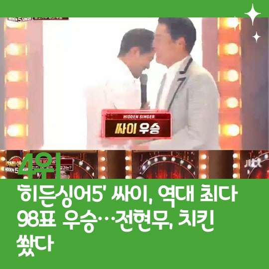 지난주 핫이슈, 이찬오, 마지막까지 '김새롬 탓'