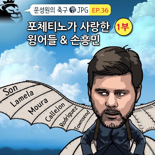 [축구.jpg] 포체티노가 사랑한 윙어들 & 손흥민