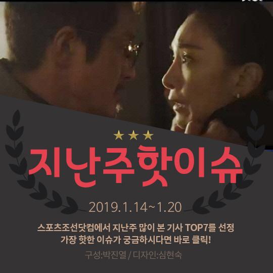 지난주 핫이슈, 정준호, 김보라 살인범 알고 분노