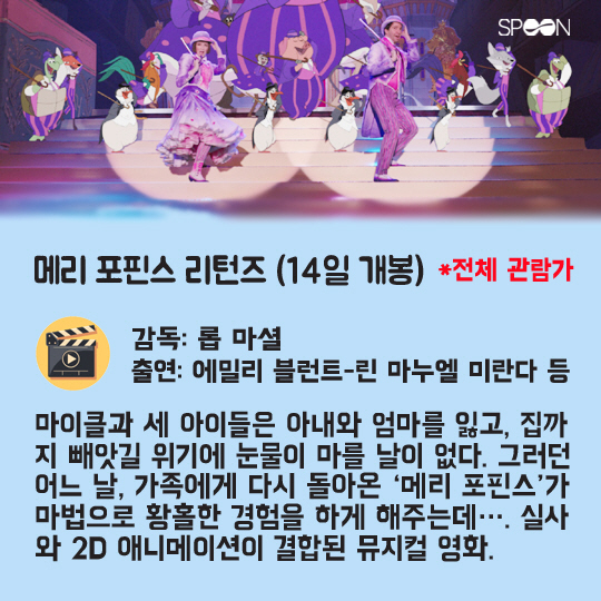 액션-코미디-휴먼-뮤지컬…2월 개봉 영화 미리보기