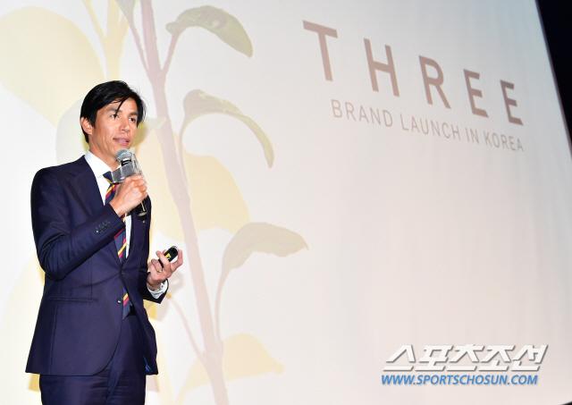 [SC셀럽]쓰리(THREE), 'THREE 뮤지엄' 행사 성료