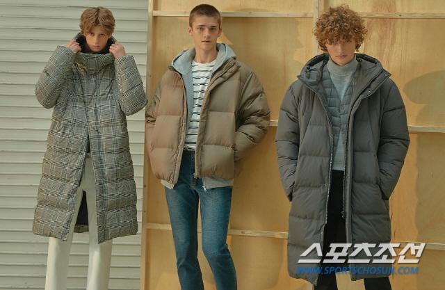 [SC셀럽]패션업계, 최신 롱패딩, 덕다운 할인 계절파괴 '역시즌 프로모션' 잇따라 실시